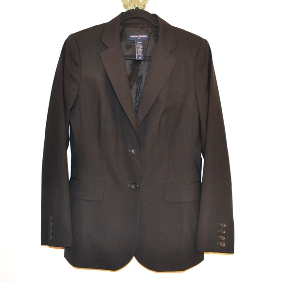Banana Republic Jackets & Blazers - BANANA REPUBLIC SUIT JACKET/BLAZER